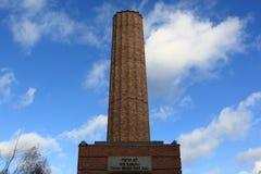 Μνημείο ολοκαυτώματος Στοκ φωτογραφίες με δικαίωμα ελεύθερης χρήσης
