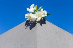 Μνημείο ολοκαυτώματος στοκ εικόνα
