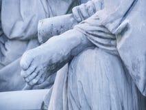 μνημείο ποδιών Στοκ Εικόνα