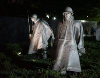 Μνημείο Πολέμων της Κορέας Στοκ φωτογραφία με δικαίωμα ελεύθερης χρήσης