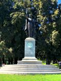 Μνημείο Προέδρου William McKinley, 1 Στοκ εικόνα με δικαίωμα ελεύθερης χρήσης