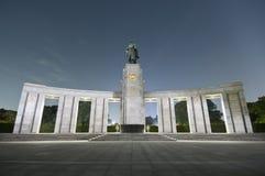 μνημείο ρωσικά Στοκ Εικόνα