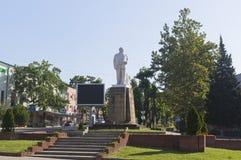 Μνημείο σε Λένιν σε Tuapse στοκ εικόνες με δικαίωμα ελεύθερης χρήσης