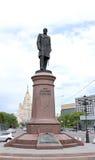 Μνημείο σε Pyotr Stolypin στη Μόσχα Στοκ φωτογραφίες με δικαίωμα ελεύθερης χρήσης