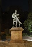 Μνημείο σε Yusif Mammadaliyev στο Μπακού φλυάρων Στοκ Εικόνα