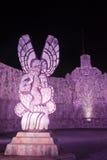 Μνημείο σημαιών στο Μέριντα Yucatan Στοκ εικόνες με δικαίωμα ελεύθερης χρήσης