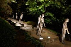 Μνημείο στα θύματα του κομμουνισμού, Πράγα, Δημοκρατία της Τσεχίας Στοκ Φωτογραφία
