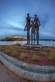 Μνημείο στα θύματα του φασισμού στο Νόβι Σαντ Σερβία Στοκ φωτογραφίες με δικαίωμα ελεύθερης χρήσης