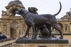 μνημείο στα σκυλιά Στοκ Φωτογραφίες