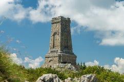 Μνημείο στην ελευθερία Shipka Βουλγαρία - Shipka, Gabrovo, Βουλγαρία στοκ εικόνες