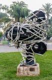 Μνημείο στην κινηματογραφία στις Κάννες στοκ φωτογραφίες με δικαίωμα ελεύθερης χρήσης