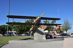 Μνημείο στην πρώτη πτήση πέρα από το νότιο ατλαντικό Βηθλεέμ Lis Στοκ εικόνα με δικαίωμα ελεύθερης χρήσης