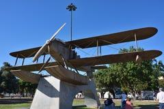 Μνημείο στην πρώτη πτήση πέρα από το νότιο ατλαντικό Βηθλεέμ Lis Στοκ Εικόνες