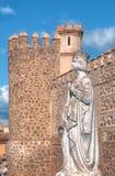 Μνημείο στη Isabella στο Τολέδο, Ισπανία Στοκ φωτογραφία με δικαίωμα ελεύθερης χρήσης