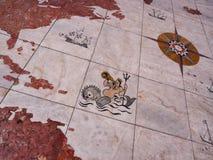 Μνημείο στις ανακαλύψεις στη Λισσαβώνα στοκ φωτογραφία