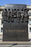 Μνημείο στις γυναίκες του Δεύτερου Παγκόσμιου Πολέμου Στοκ εικόνα με δικαίωμα ελεύθερης χρήσης
