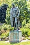 Μνημείο στον αυτοκράτορα Franz Joseph I Βιέννη australites Στοκ φωτογραφία με δικαίωμα ελεύθερης χρήσης