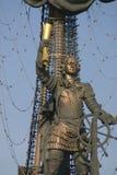 Μνημείο στον εορτασμό της 300ης επετείου του ρωσικού ναυτικού Στοκ φωτογραφίες με δικαίωμα ελεύθερης χρήσης