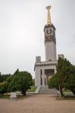 Μνημείο στους σοβιετικούς στρατιώτες σε Lushun, Κίνα Στοκ εικόνα με δικαίωμα ελεύθερης χρήσης