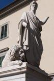 Μνημείο στο μεγάλο δούκα Ferdinand ΙΙΙ Στοκ εικόνα με δικαίωμα ελεύθερης χρήσης