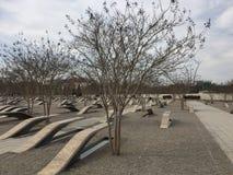 μνημείο 911 στο Πεντάγωνο Στοκ φωτογραφίες με δικαίωμα ελεύθερης χρήσης