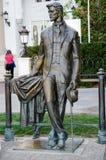 Μνημείο στο Anton Chekhov σε Yalta Στοκ Εικόνες