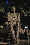 Μνημείο στο Anton Hansen Tammsaare Στοκ φωτογραφίες με δικαίωμα ελεύθερης χρήσης
