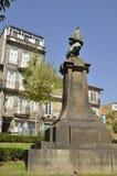 Μνημείο στο Guilherme Gomes Fernandes Στοκ Εικόνες