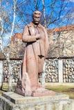 Μνημείο στο Joseph Στάλιν Στοκ φωτογραφία με δικαίωμα ελεύθερης χρήσης