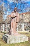 Μνημείο στο Joseph Στάλιν Στοκ φωτογραφίες με δικαίωμα ελεύθερης χρήσης