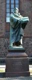 Μνημείο στο Martin Luther Στοκ φωτογραφίες με δικαίωμα ελεύθερης χρήσης
