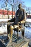 Μνημείο στο Peter ο πρώτος Στοκ φωτογραφία με δικαίωμα ελεύθερης χρήσης