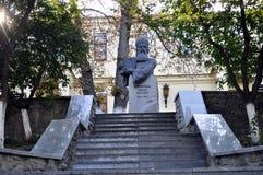 Μνημείο στο Peter Mogile στο Κίεβο Pechersk Lavra Στοκ εικόνες με δικαίωμα ελεύθερης χρήσης