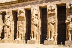 Μνημείο της Αιγύπτου της αρχιτεκτονικής Στοκ Φωτογραφίες