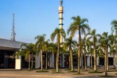 Μνημείο της Λατινικής Αμερικής στοκ εικόνες