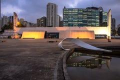 Μνημείο της Λατινικής Αμερικής στοκ φωτογραφία με δικαίωμα ελεύθερης χρήσης