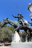 Μνημείο της Μαδρίτης Στοκ εικόνες με δικαίωμα ελεύθερης χρήσης