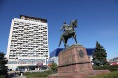 Μνημείο της Μολδαβίας Chisinau Kotovsky Στοκ εικόνα με δικαίωμα ελεύθερης χρήσης