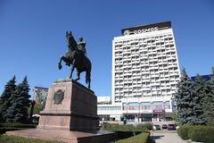 Μνημείο της Μολδαβίας Chisinau Kotovsky Στοκ φωτογραφίες με δικαίωμα ελεύθερης χρήσης