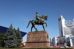 Μνημείο της Μολδαβίας Chisinau Kotovsky Στοκ Εικόνα