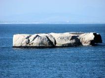 Μνημείο της Νότιας Αφρικής στο νερό Στοκ εικόνες με δικαίωμα ελεύθερης χρήσης