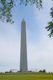 Μνημείο της Ουάσιγκτον στοκ φωτογραφία με δικαίωμα ελεύθερης χρήσης
