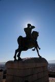 Μνημείο της Ρόδου Cecil, Καίηπ Τάουν Στοκ Φωτογραφία