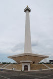 μνημείο της Τζακάρτα εθνι&kap στοκ εικόνα