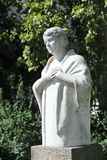 Μνημείο της Johanna Niese Στοκ εικόνες με δικαίωμα ελεύθερης χρήσης