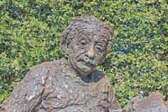"""Μνημείο Ï""""Î¿Ï… Άλμπερτ Αϊνστάιν στο Washington DC ΗΠΑ στοκ εικόνα με δικαίωμα ελεύθερης χρήσης"""