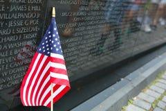 Μνημείο του Βιετνάμ Στοκ φωτογραφία με δικαίωμα ελεύθερης χρήσης