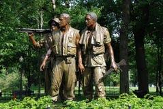 Μνημείο του Βιετνάμ Στοκ Εικόνες