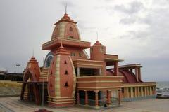 Μνημείο του Γκάντι σε Kanya Kumari, Ινδία Στοκ φωτογραφία με δικαίωμα ελεύθερης χρήσης