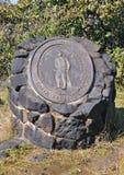 μνημείο του Δαβίδ livingston στοκ φωτογραφία με δικαίωμα ελεύθερης χρήσης